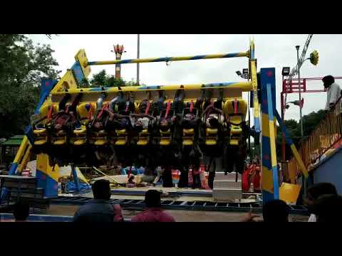 Top Spin Amusement Ride
