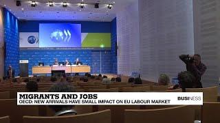 How do migrants affect the labour market?