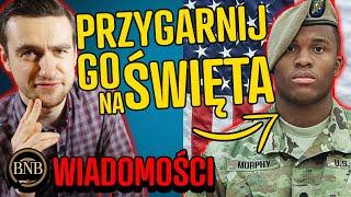 Przygarnij na święta… ŻOŁNIERZA z USA! Dziwna polska akcja | WIADOMOŚCI