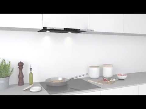 Energiesparende Dunstabzugshaube von Electrolux
