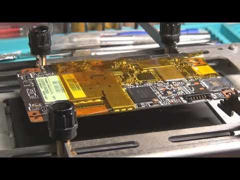 Замена eMMC на планшете Asus ME173X (K00B)