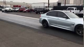 FI Evolution Exhaust Drive By with Valves Open BMW F80 M3