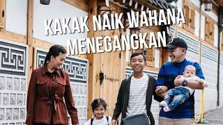 The Onsu Family - Kakak Naik Wahana Menegangkan