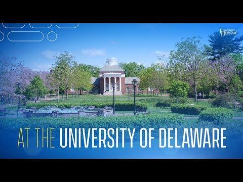 University of Delaware - video