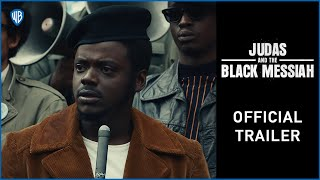 Judas and the Black Messiah - Official Trailer