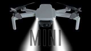 DJI Mavic Mini   Night Flight (2.7K) KEN HERON