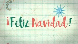 Feliz navidad para el mundo - Video de navidad Cantoalegre