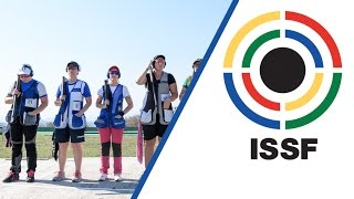 Trap Women Final – 2017 ISSF World Cup Stage 2 in Acapulco (MEX)