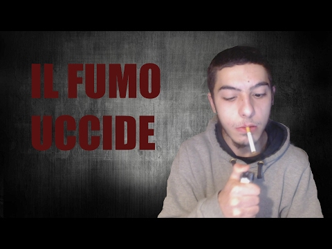 Trattamento di fumo e puntura di alcool
