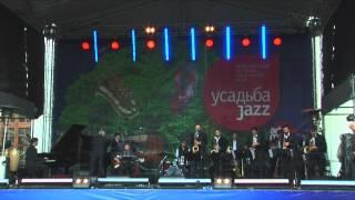 "JAZZ LIVE 21.1. биг-бэнд п/у Анатолия Кролла на ""Усадьба JAZZ"""