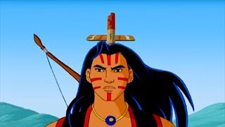 THE BLUE TURTLE | The Last Of The Mohicans | Full Episode 25 | English