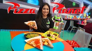 Pizza Planeta Videos