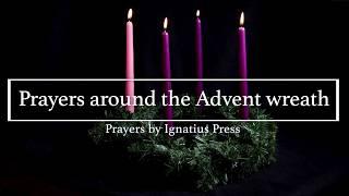 Prayers Around The Advent Wreath