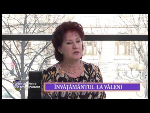 Emisiunea Vălenii de Munte la timpul prezent – 18 martie 2016