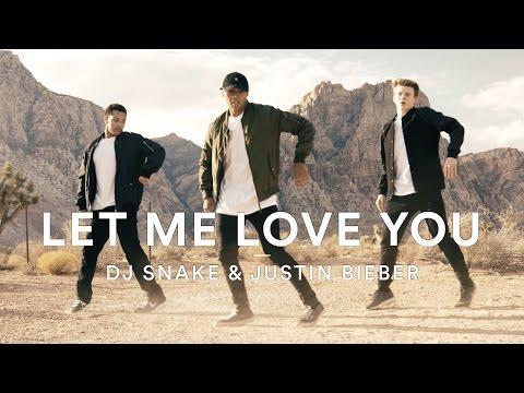 DJ Snake & Justin Bieber - Let Me Love You | Darrell Rivera Choreography | Dance Stories