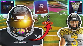 Madden 21 The Yard - Changing Positions Ep.3