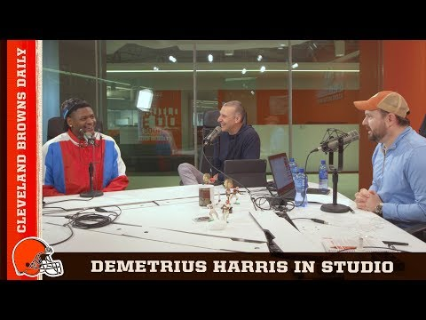 John Dorsey Discovered Demetrius Harris as a Basketball Player | Cleveland Browns Daily