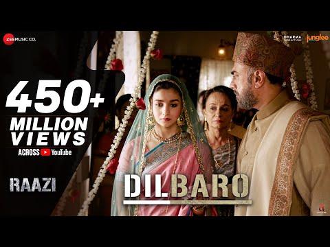Dilbaro - Full Video | Raazi | Alia Bhatt | Harshd