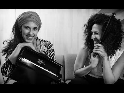Hadar Noiberg & Olivia Trummer - The Hawk online metal music video by OLIVIA TRUMMER
