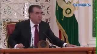 Эмомали Рахмон отчитал и уволил прокуроров