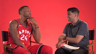 Know Your Raptors ep. 4:  Got style?