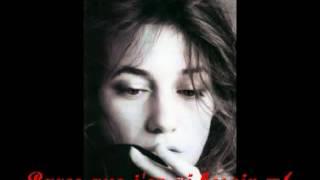 Charlotte Gainsbourg L'un part l'autre reste