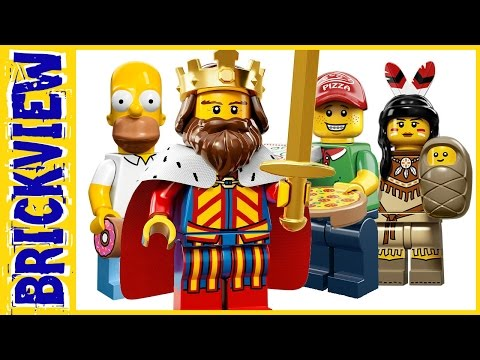 Top 10 Best Lego Collectable Minifigures