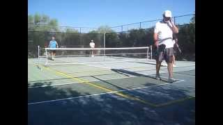 SAPA pickleball - Kevin/Todd vs Chuck/Maryanne 09132014