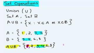 Unions and intersections of two sets in word problem finite math union of sets ccuart Gallery