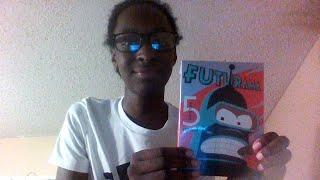 Futurama Volume 5 DVD Unboxing
