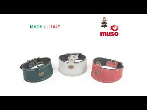 nuova guinzaglieria in pelle Muso by Farm Company