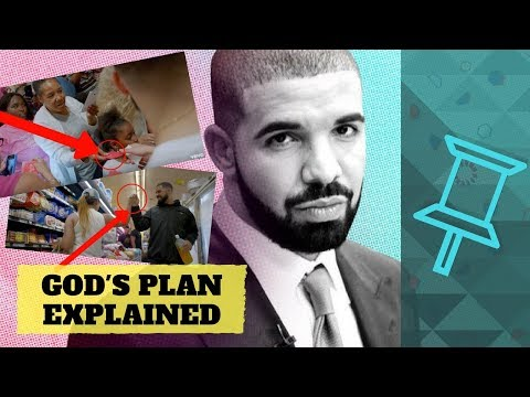 THE TRUE MEANING OF God's Plan (Scary Hours)| Drake EXPLAINED🔥