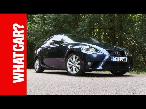 Lexus IS video 2013 review - What Car?