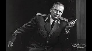Иосип Броз Тито Вождь Югославии