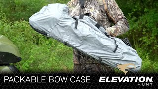 Packable Bow Case/Cover - Elevation HUNT