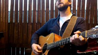 Crack in the Road Acoustic Sessions: Dan Mangan - You Silly Git