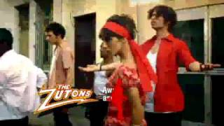 The Zutons - Tired Of Hanging Around - TV Ad