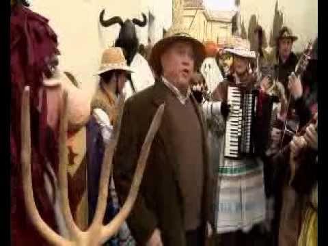 Carnaval tradicional de Luesia (Parte2).flv