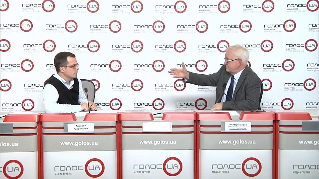 «Право на голос»: «Теракт в Керчи: оценка версий»