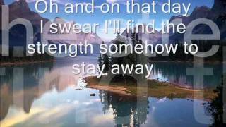 One Of These Days by Barry Manilow (w/ lyrics)