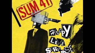 Sum 41 No Brains [LIVE]