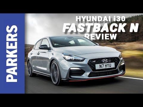 Hyundai i30 Fastback N Review Video