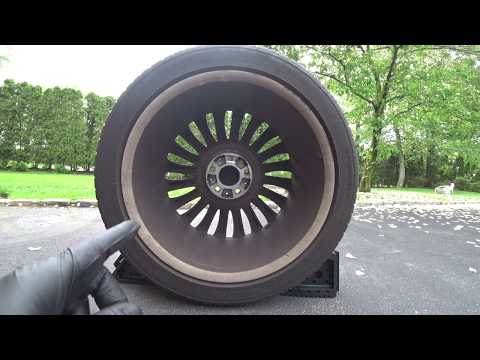 Auto Fanatic Wheel Cleaner | Brake Dust Mercedes Benz