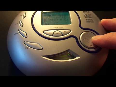 Rio Portable MP3 CD Player