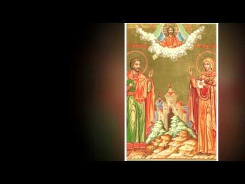 Молитва всем 40 святым
