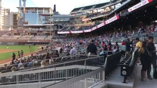 Atlanta Braves debut SunTrust Park