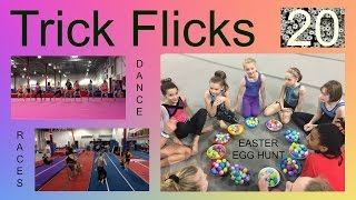 Trick Flicks Week 20 | Easter Egg Hunt And Conditioning | Gymscool