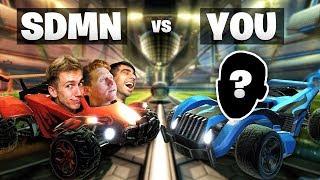 SDMN VS YOU!