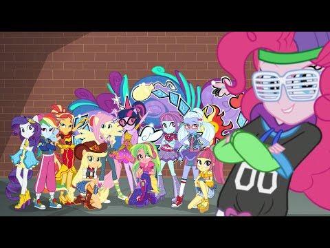 Equestria Girls Special   Dance Magic (Russian Official)