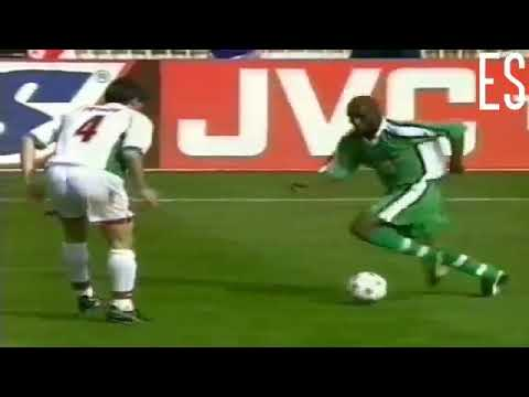 Jay-Jay Okocha VS Robinho ● Battle of Dribles